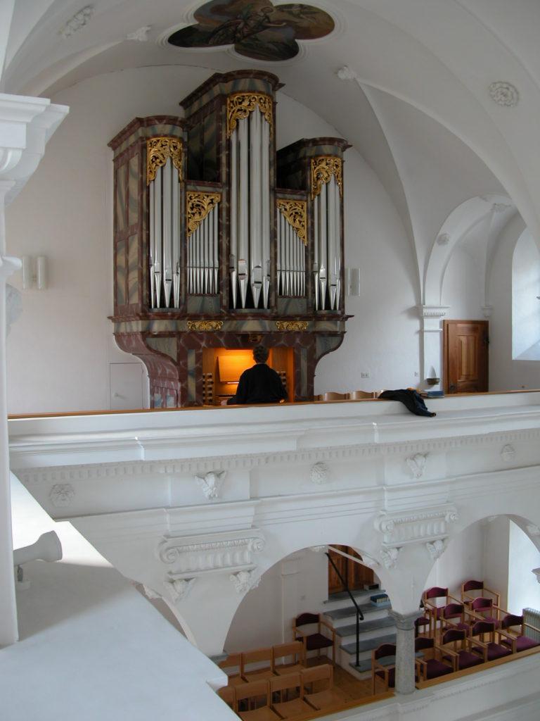 Orgue de l'église St. Ursule