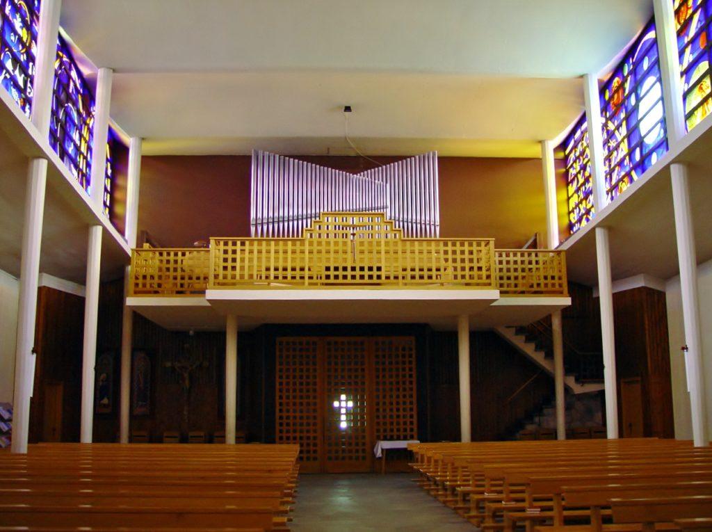 orgue de Chermignon VS